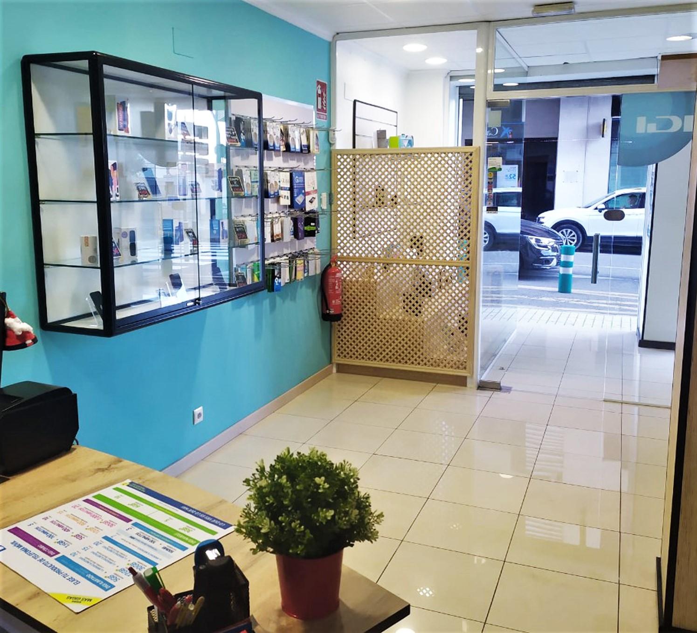 uciphone-tienda fisica muro de alcoy